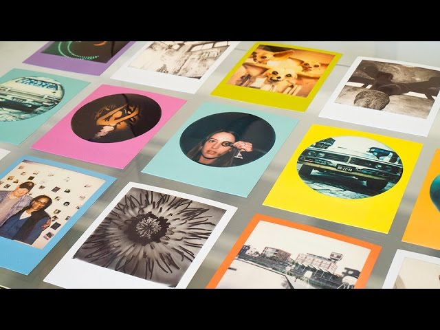Highsnobiety Visits | The Impossible Project Factory