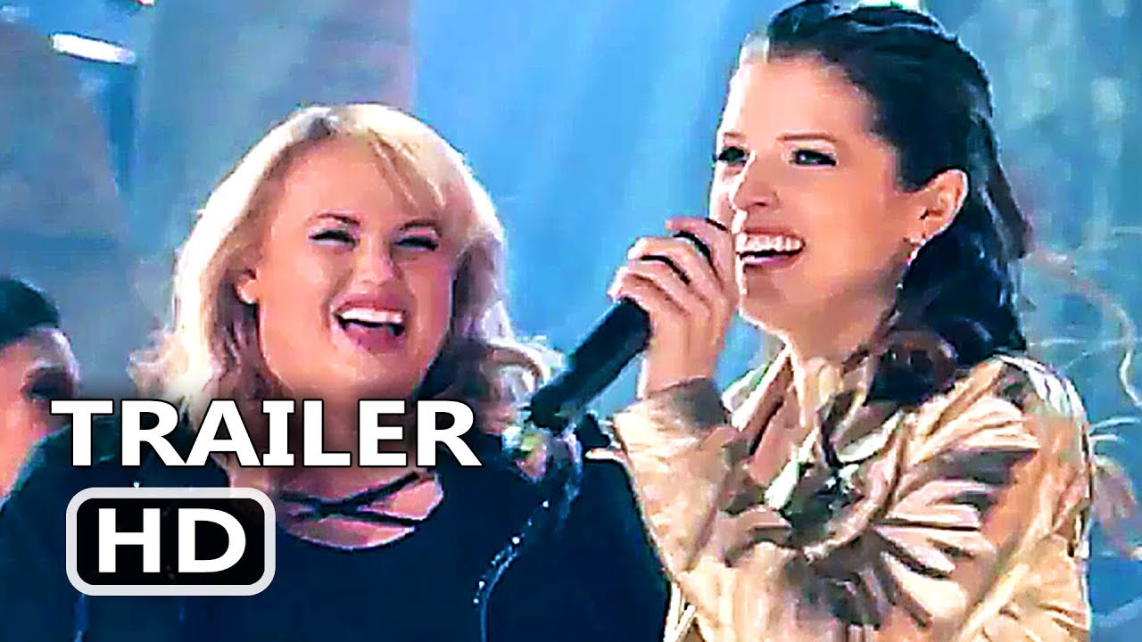 'Pitch Perfect 3' Trailer: First Look At Final Sing-Off With Rebel Wilson ...