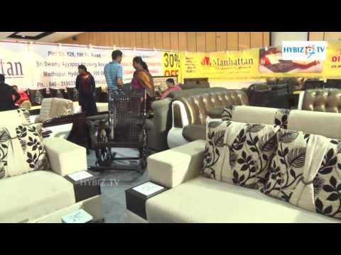 Furniture Furnishing Fair 2016 at  Hitex Hyderabad - hybiz