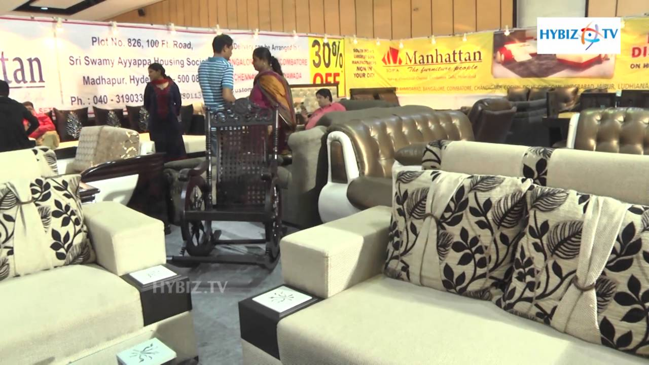 Furniture Furnishing Fair 2016 At Hitex Hyderabad