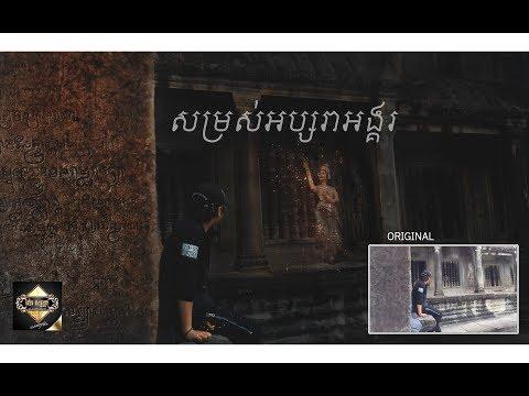 How TO Design The Beautiful of Apsara Cambodia - Speed Design / Sovutha CGI
