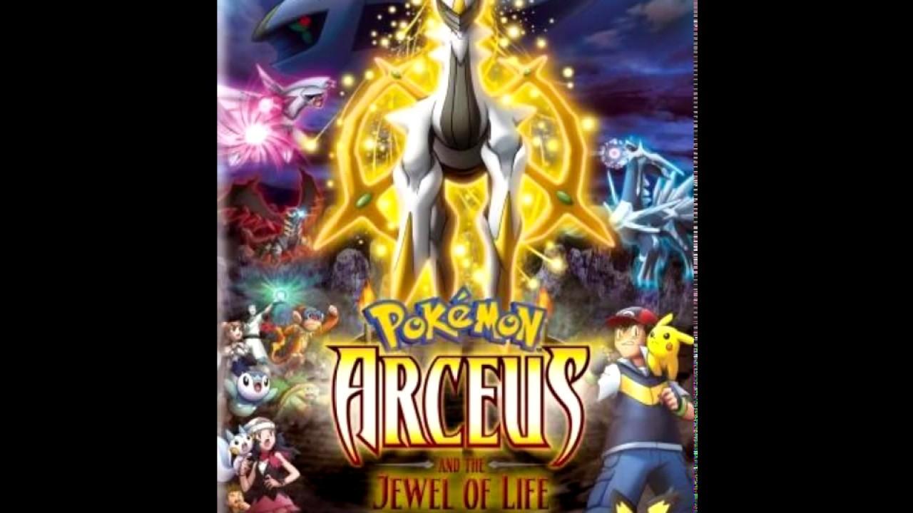 Pokemon Movie Marathon Arceus And The Jewel Of Life Youtube
