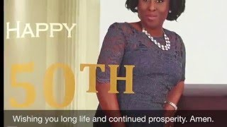 Happy 50th Birthday Pastor Yemi Takon