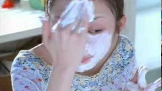 田中麗奈CM植物物語洗顔フォーム_rena tanaka.