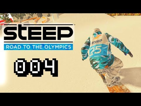 LASST MICH VORBEI !! - Let's Play Steep Road to the Olympics Gameplay ...