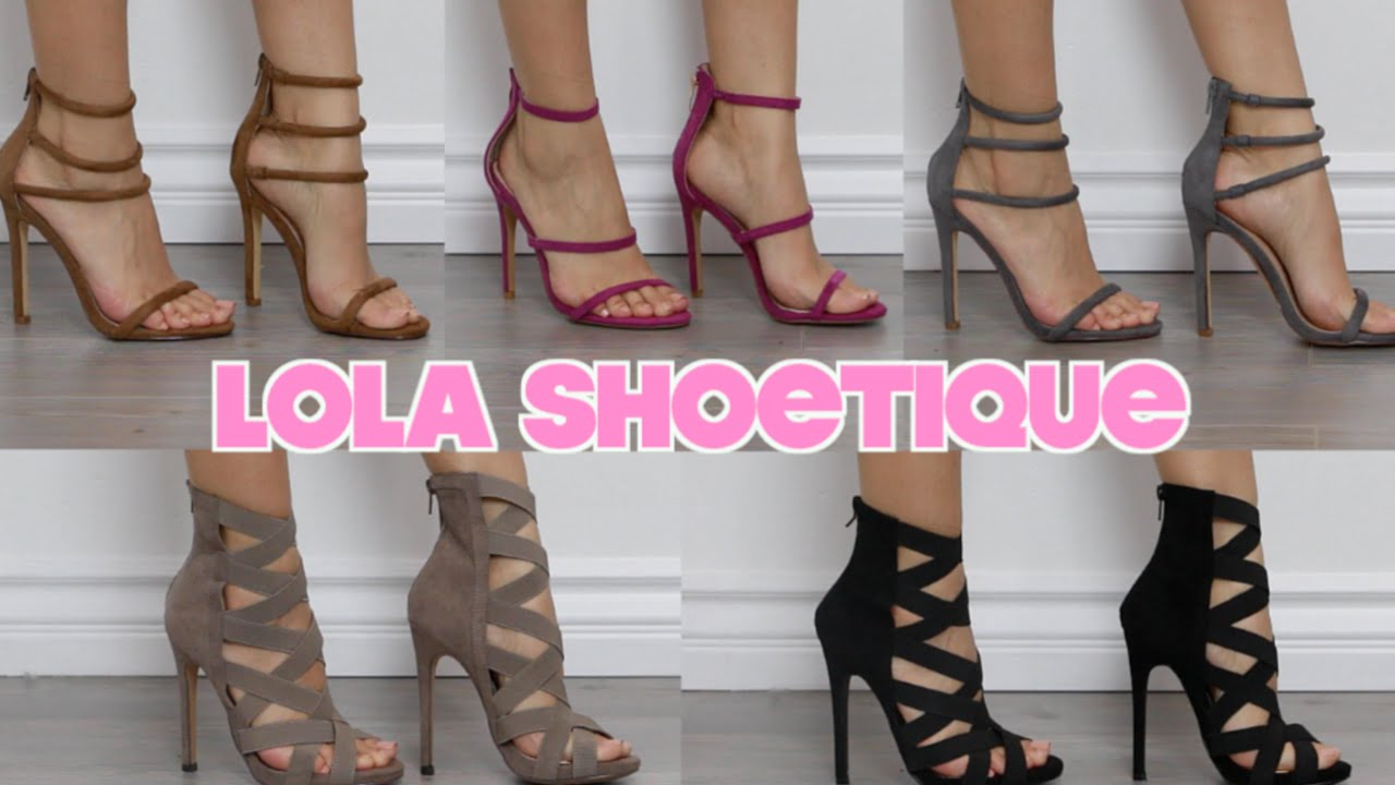 lola shoetique coupon codes