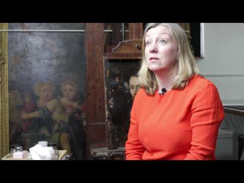The Restorers: Rachel Turnbull, Fine art conservator