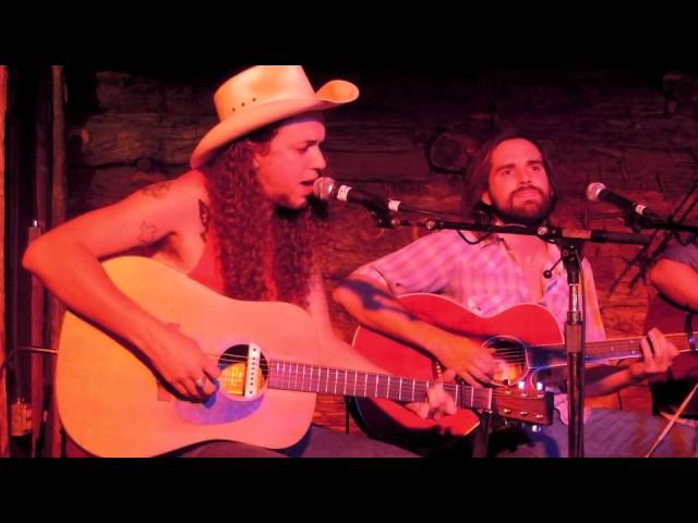 'Why You Been Gone So Long' - Mayeux & Broussard with Bennett Brown Live in Austin 09/24/13