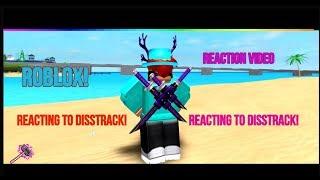 Réagir à Lake Dab On Ya, (Roblox Parody (TheKFCGaming Diss Track)