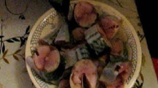 маринованная скумбрия