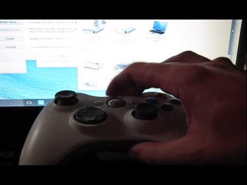 connect xbox 360 controller to windows 10 without receiver