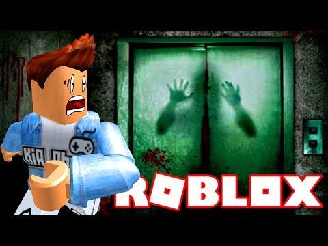Roblox   THANG MÁY KỊNH DỊ: NHỮNG KẺ SÁT NHÂN - The Scary Elevator   KiA Phạm