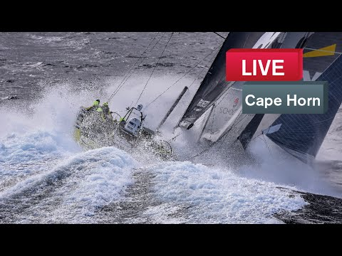 Cape Horn Live replay | Volvo Ocean Race 2014-15