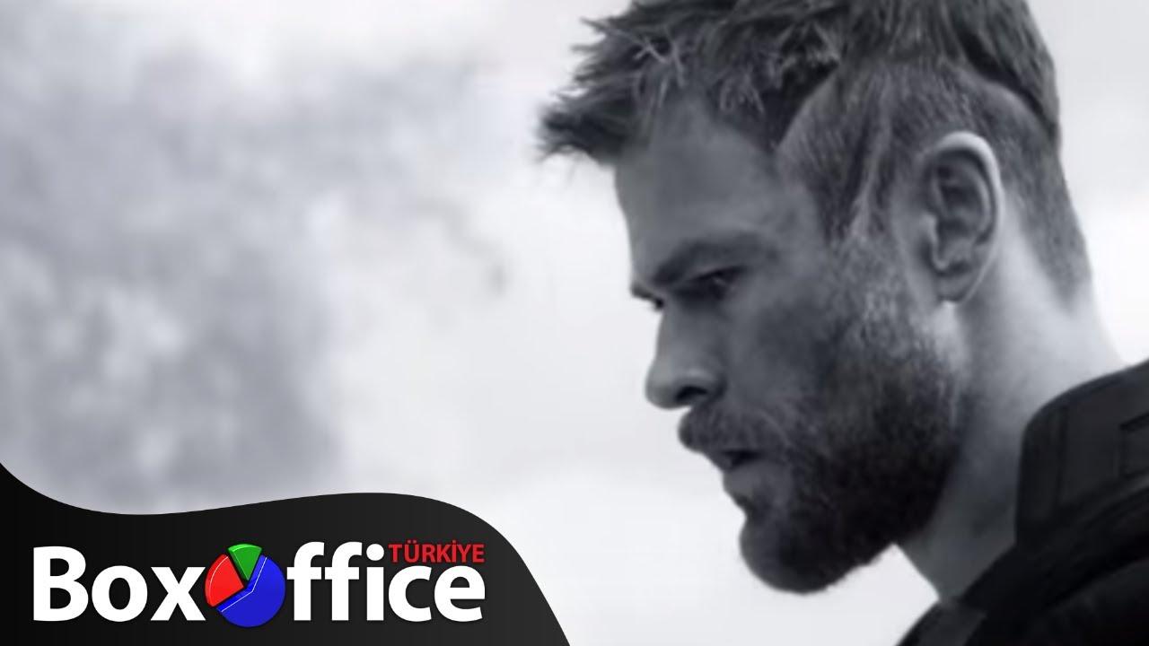 Avengers: Endgame: Fragman 2 (Türkçe Altyazılı)