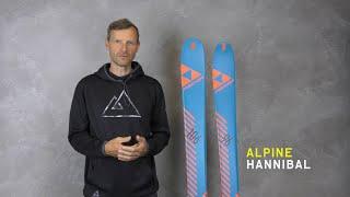 Fischer Alpine | Hannibal Skis 20l21