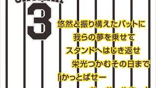 3 大山悠輔選手 ヒッティングマーチ