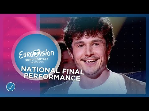 Miki - La Venda - Spain - National Final Performance - Eurov