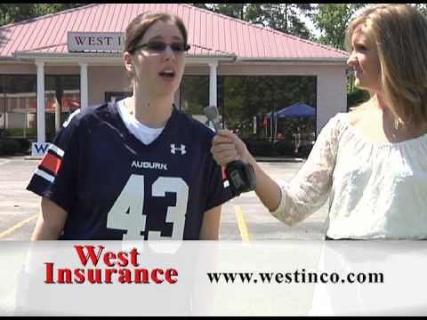 West insurance 1 3 Out to tricaster