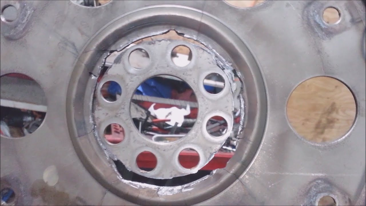 2006-2008 Toyota RAV4 2 4L AT flywheel replacement - hmong video