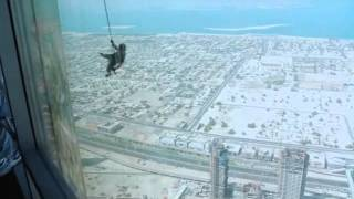 Tom Cruise Mission  Impossible Ghost Protocol Burj Khalifa