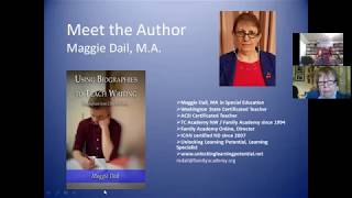 Meet the Author: Using Biographies to Teach Writing