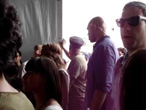 Jay-Z Beyonce watching beach house
