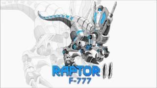 F-777 - Raptor 2 [FULL FREE ALBUM MEGAMIX]