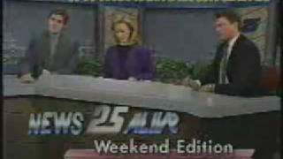 "WHAG Hagerstown-""News 25 Alive: Weekend Edition""-11pm Open"