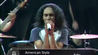 American Style - Agus Kaka tribut slank Komunitas 90 Kota Batu