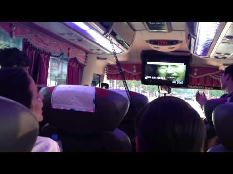 Gwangju Biennale International Curator Course Karaoke Bus