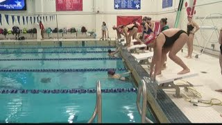 Victory for swimmer with disability