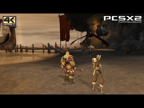 Rise of the Kasai - PS2 Gameplay UHD 4k 2160p (PCSX2)