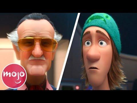 Top 10 Epic Disney Movie Cameos