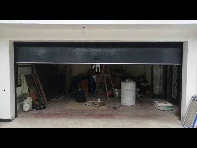 Scorpio Sectional Garage door
