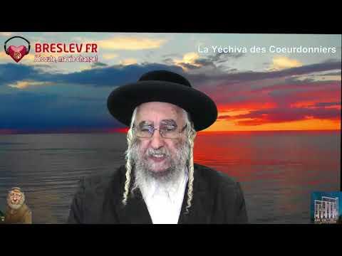 """Les Contes de Rabbi Nahman: """"L'infirme"""" cours n°22 (03/11/20)"""