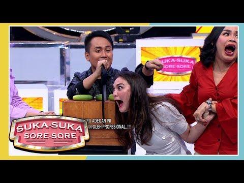 Lagu Video Satu Studio Panik! Denny Darko Potong Tangan Luna Maya - Suka Suka Sore Sore  28/2  Terbaru