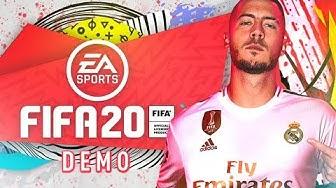 FIFA 20 DEMO RELEASE w/ VOLTA & CHAMPIONS LEAGUE GAMES! - FIFA 20