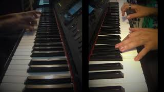 Cant Get Enough of Your Love - Barry White (Piano Cover)