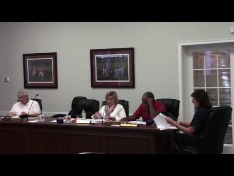 With quorum: approve minutes