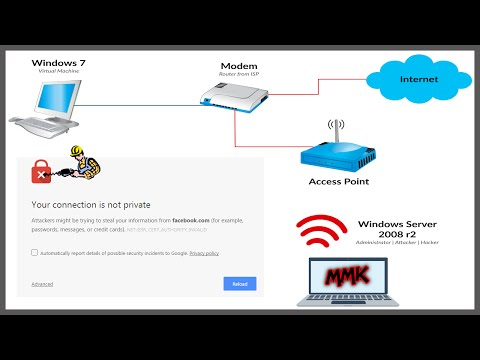 Your connection is not private - Review - prevent hacking attacks