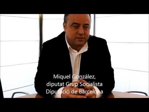 Miquel González: com explicaries la Diputació de Barcelona?