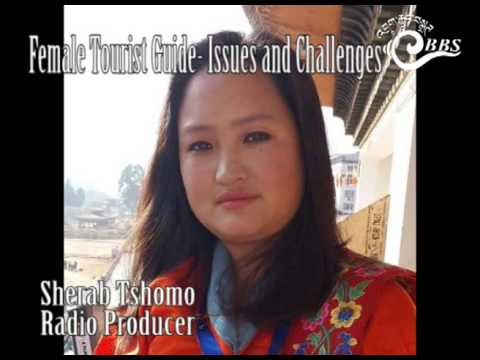 Female Tourist Guide: Issues and Challenges