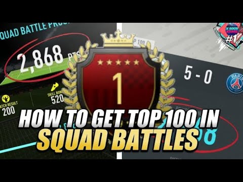 BEATING HIGH RATED TEAMS ON LEGENDARY 5-0 HOW TO GET TOP100 SQUAD BATTLES 1 FIFA 20