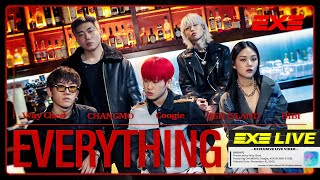 [EXE LIVE] Way Ched 'EVERYTHING' (Feat. 창모, Coogie, ASH ISLAND & BIBI)