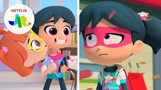 StarBeam's Funniest Moments Compilation 😆 Netflix Jr