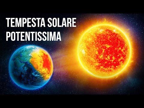 Il Giorno in cui una Tempesta Solare ha Spazzato via L'Umanità
