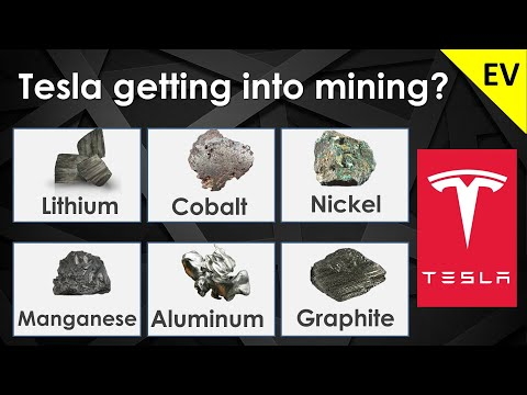 It Appears Tesla May Get Into The Mining Business