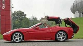 Ferrari California Updated Pics Videos