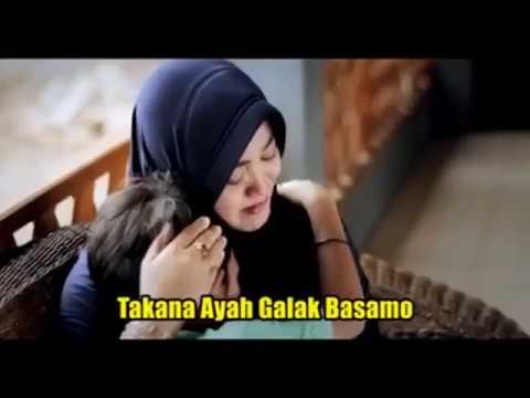 Nando - Satingkah Kato Ayah Bajalan (lagu minang sedih)