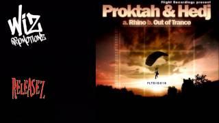Hedj & Proktah - Rhino [FLTDIG018]